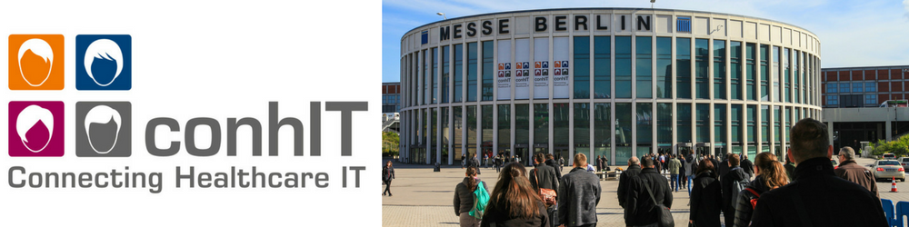 Brussels delegation to ConhIT